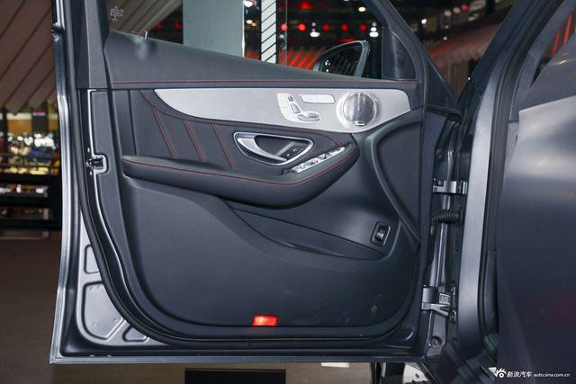 奔驰GLC级(进口)最低享9.9折 新浪购车报名中