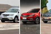 荣威RX5、吉利博越、传祺GS4,三款自主SUV怎么选?