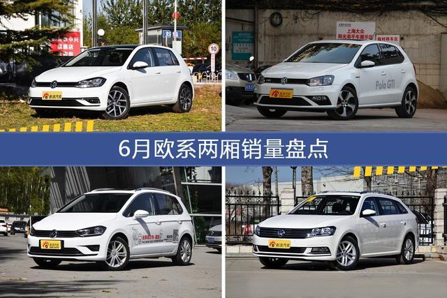 6月欧系两厢车型销量数据揭晓,用户愿意为哪些车买单?-图片1