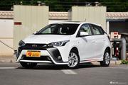 丰田YARiS L致炫10月报价 新车售价5.38万起