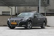 9月新浪报价 丰田皇冠新车22.13万起