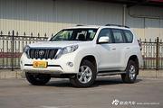 丰田普拉多10月报价 新车售价34.39万起