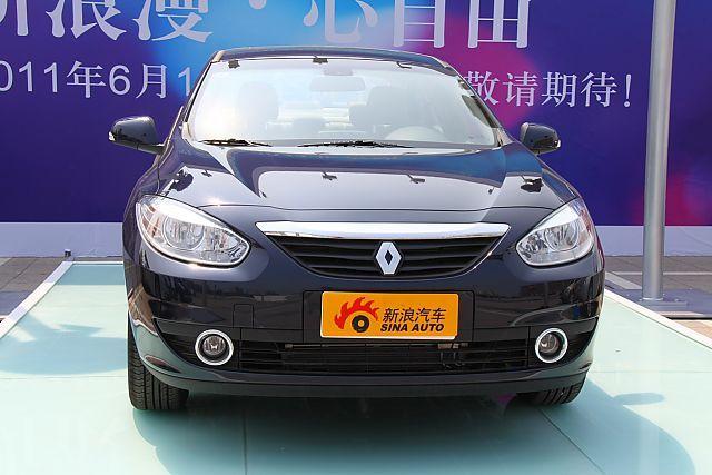雷诺风朗低价促销 新浪购车最高优惠4.60万元