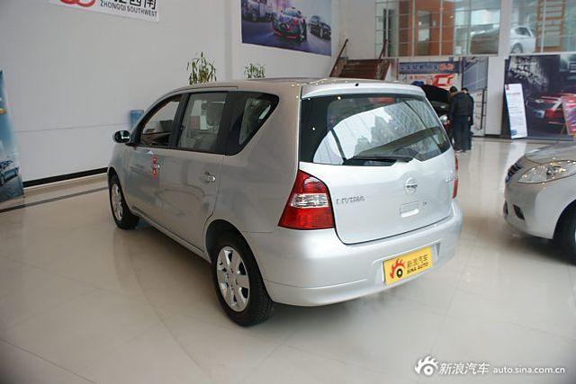 骊威最高优惠2.11万元 新浪购车报名中