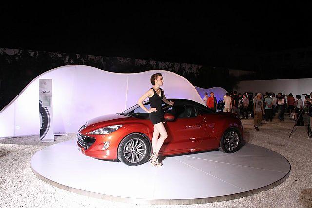 热销中 标致RCZ新浪购车最高直降3.90万