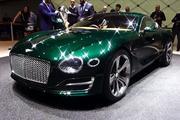 视频:宾利EXP 10 Speed 6概念车亮相日内瓦