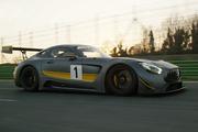 视频:为赛道而生 梅赛德斯-AMG GT3抢先拍