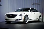 视频:全新豪华轿车凯迪拉克CT6纽约全球首发