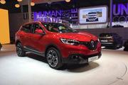 视频:2015上海车展必看车型之雷诺Kadja