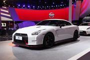 视频:2015上海车展豪车超跑日产GT-R NISMO