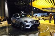视频:2015上海车展必看车型之奔驰GLE