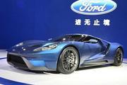 视频:2015上海车展豪车超跑之福特GT