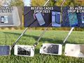 视频-手机打高尔夫前所未闻 看哪款手机最耐打