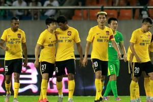 杭州绿城0-1广州恒大