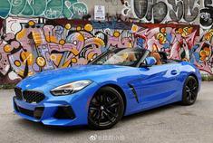 每天一组汽车美图:2020 BMW Z4 M40i,無乜好感
