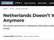 """""""荷兰""""要改名 明年1月起要叫""""尼德兰"""""""
