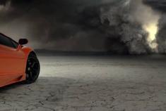 Lamborghini Aventador 狂暴宣傳片