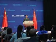 """国防部谈中印两军关系:""""龙象共舞""""是双方正确选择"""