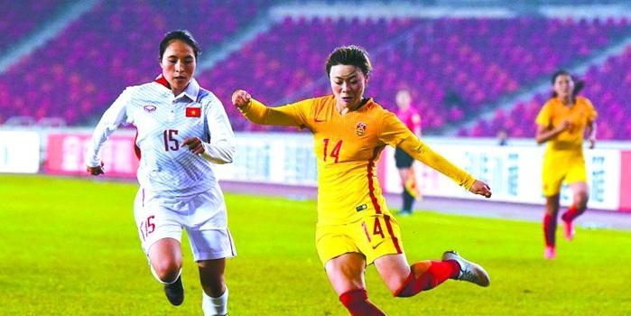 2018中国足协佛山国际女子足球锦标赛打响 中