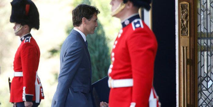 加拿大选举将至 反对党:特鲁多已失去执政权权威