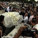 兩萬多古巴民衆向芭蕾舞大師阿隆索遺體告別(圖)