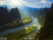桂林进入水陆空全域旅游时代