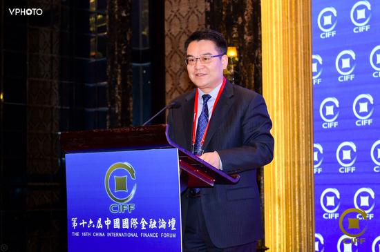上海票據交易所董事長宋漢光:推廣應收賬款票據化