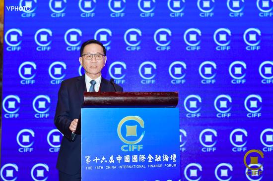 國家開發銀行原副行長李吉平:應大力發展經營性租賃
