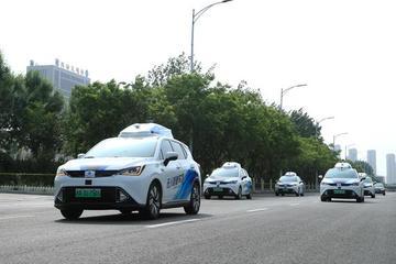 解放生产力的关键 中汽研智能驾驶技术