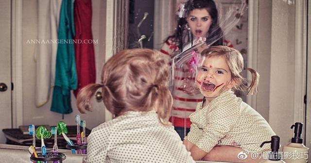 摄影师Anna就拍下自己和女儿Mia的日常生活,略带夸张的拍摄手法,肯定引起不少妈妈们的共鸣,因为这些场景实在都太熟悉啦!
