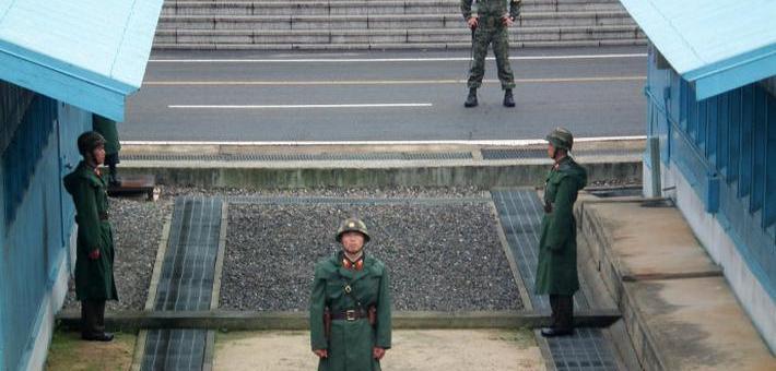 实拍:朝韩首脑会晤的地方