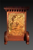 """《��江南》在上海世博��""""中�A��g�q��家大��珍品系列�C展――中�A木雕精品"""