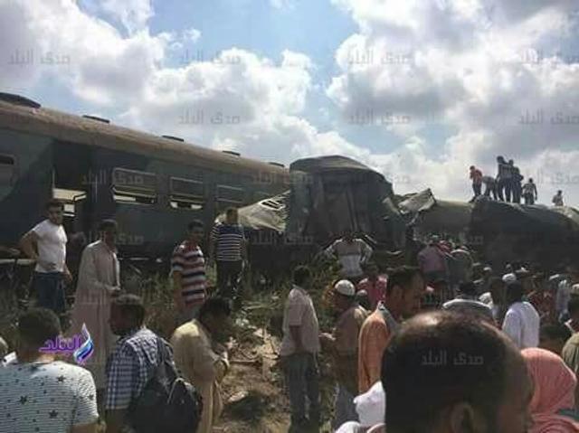 新华社开罗8月11日电(记者)埃及卫生部11日说,埃及北部亚历山大省当天发生两列火车相撞事故,目前已造成49人死亡、100多人受伤。