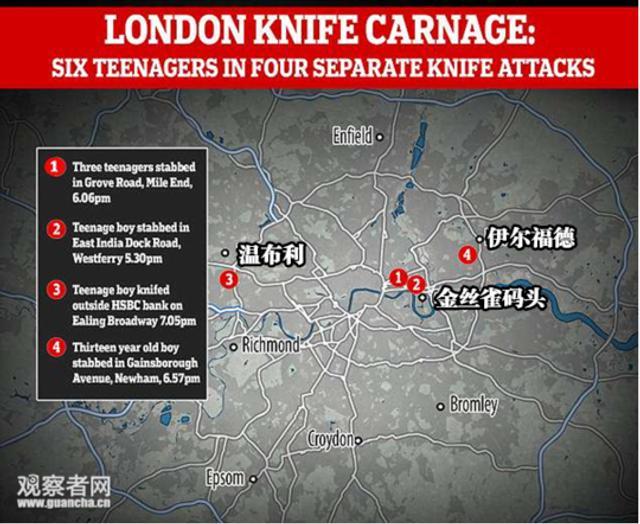 """【文/观察者网 王骁】""""伦敦越来越像一个战区了。""""在伦敦住了55年的老人说……"""