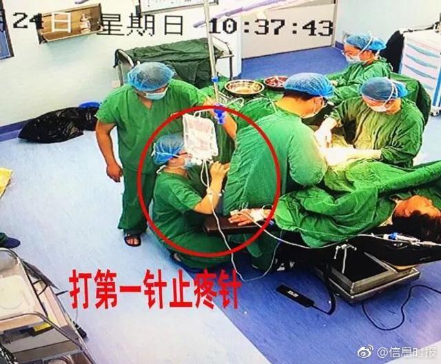 """近日,手术室监控记录下了一段画面,引发热议:近日,安徽泗县一妇产科主治医生梁福群工作时突发化脓性阑尾炎。他一边主刀一边靠注射止疼针,完成8台手术。8台手术结束后,他才被推进手术室进行开刀。他说医生生不起病,因为病人在等。对此,不少网友都为梁医生的敬业点赞,但也有不少网友表示,梁医生的精神可嘉,但这种行为不值得提倡,""""一旦有一点问题,都是双输的结果""""。你怎么看?"""