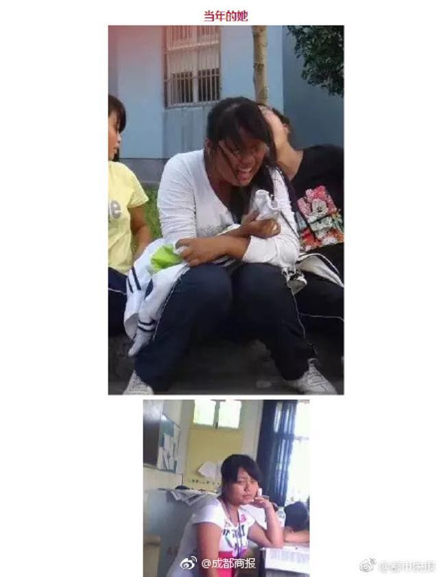 """杭州萧山23岁姑娘倩倩是一名护士,最胖的时候体重达到180斤。她称,后来在工作中被嫌弃""""又胖又黑…这样的姑娘病人见了会不舒服的。""""于是用运动加控制饮食的方式瘦到了118斤。倩倩说:以前八竿子打不到的同学都来加我,前男友也来加我说变化好大,问我有没有男朋友,有时间可以一起出去玩。但是我一次都没有去。网友:果然胖子都是潜力股,前男友可以开始哭了。(都市快报)"""