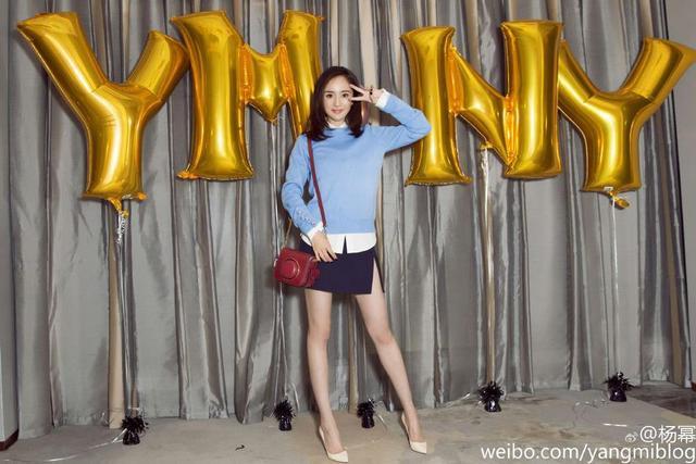就在前几日,网友在南京偶遇大幂幂,那双腿又直又白还很长。
