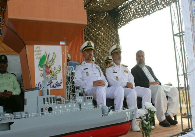 2018年10月8日,在阿曼湾海岸,伊朗海军举行了新型导弹艇的仪式 伊斯兰共和国海军司令海军上将侯赛因哈纳迪出席了仪式。据报道,配备Noor反舰导弹(外销版C-802导弹)的导弹艇将增加伊朗海军在该国南部海域的作战能力。