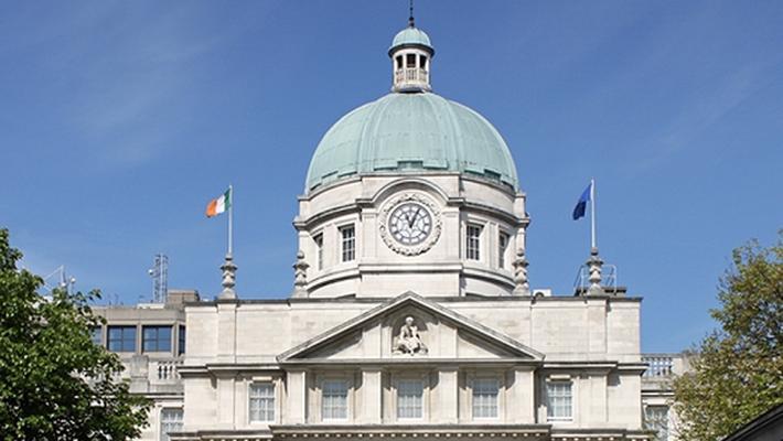 爱尔兰中止与香港引渡协议