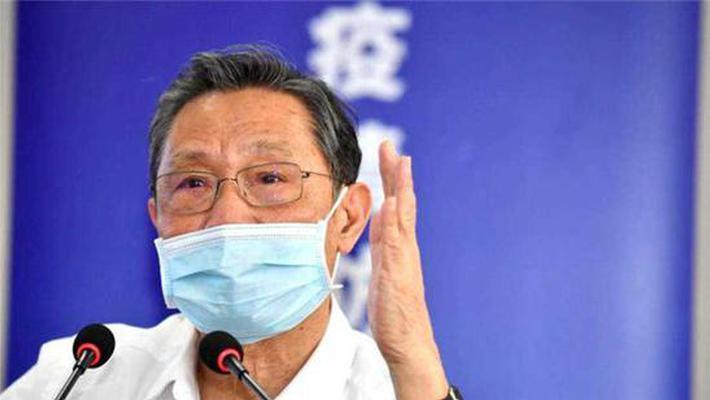 钟南山:中国不会再有几万人感染