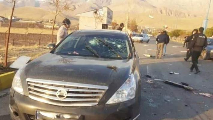 伊朗核科学家遇袭身亡