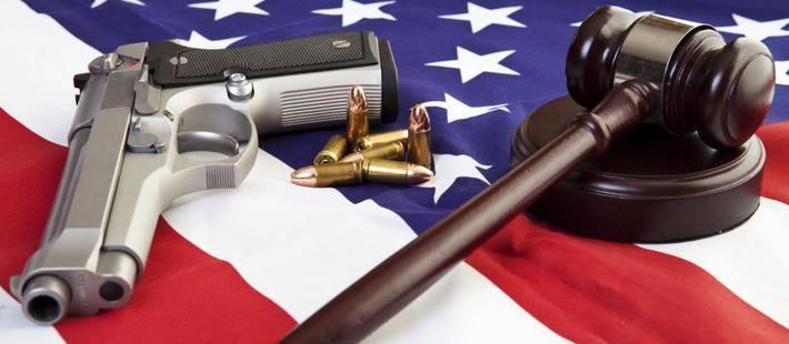 制止校园枪击案:给教师配枪?