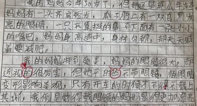 小学生作文写事情