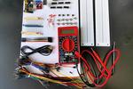 南开大学电光学院向学生寄送实验器材大礼包