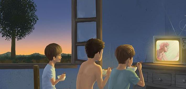 秒懂头条:献给再没暑假的成年人