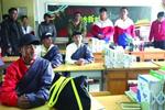 全国首批藏族特教学生在济南开启高中生活