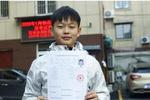 男孩5岁开飞机6岁写自传11岁大专毕业:我很累