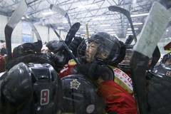 Inside Chinese women's hockey team - Shenzhen Kunlun Red Star