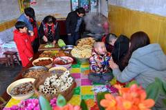 Family lifted out of poverty greets Lunar New Year in N China's Shanxi