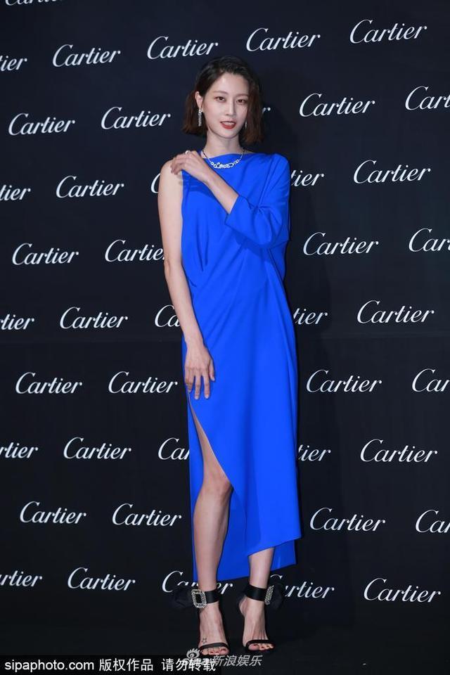 当地时间2018年5月14日,韩国首尔,韩众星出席某品牌时尚活动。